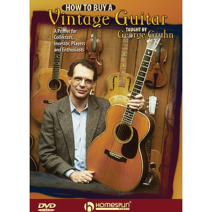 How to Buy a Vintage Guitar (DVD)