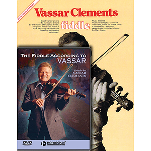 Vassar Clements Fiddle Pack (DVD)