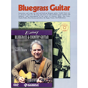Happy Traum Bluegrass Pack (DVD)