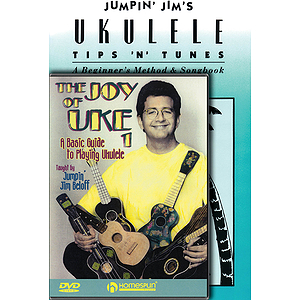 Jim Beloff Ukulele Pack (DVD)