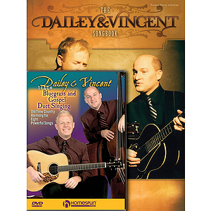 Dailey and Vincent Pack (DVD)