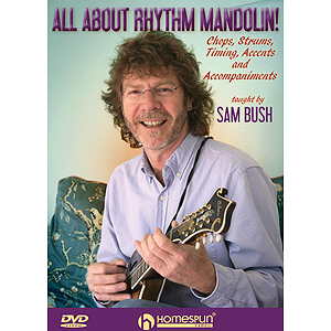 All About Rhythm Mandolin! (DVD)