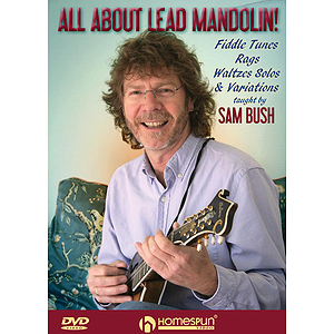 All About Lead Mandolin! (DVD)