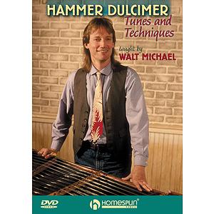 Hammer Dulcimer Tunes & Techniques (DVD)