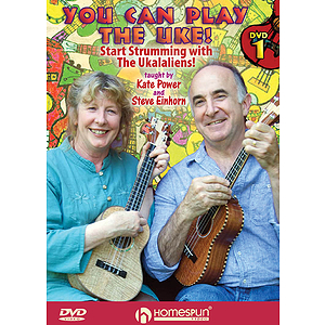 You Can Play the Uke! (DVD)