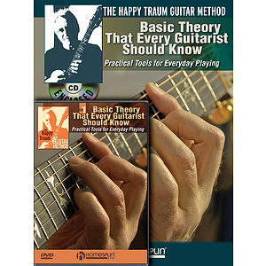 The Happy Traum Guitar Method Basic Theory That Every Guitarist Should Know (DVD)