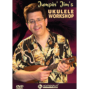 Jumpin&#039; Jim&#039;s Ukulele Workshop (DVD)