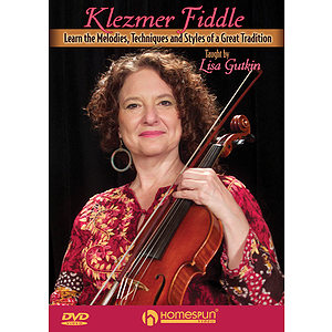 Klezmer Fiddle (DVD)