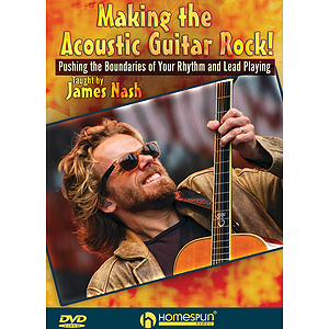 Making the Acoustic Guitar Rock! (DVD)