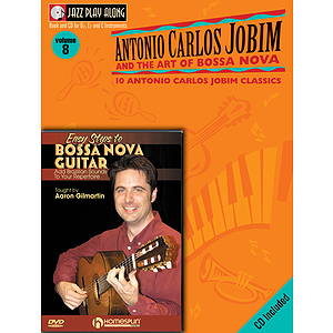 Bossa Nova Guitar Bundle Pack
