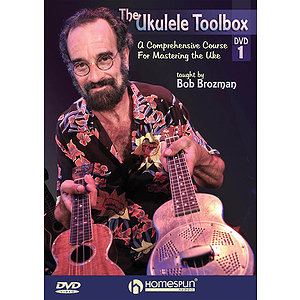 The Ukulele Toolbox (DVD)