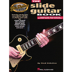 Dunlop Presents The Slide Guitar Book