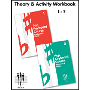Tritone Theory & Activity Workbook - Books 1-2