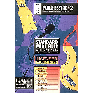 Paul's Best Songs - Volume 4: Another Day and More Great Hits