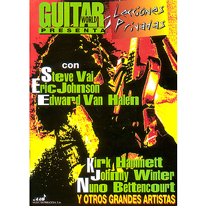 Guitar World Presents Private Lessons