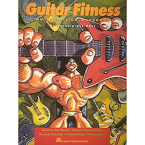 Guitar Fitness - An Exercising Handbook