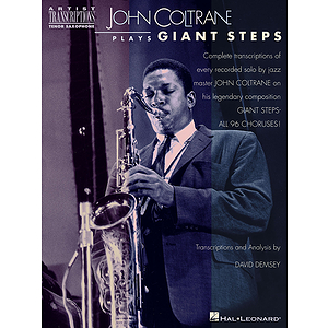 John Coltrane Plays Giant Steps