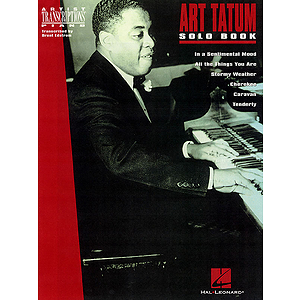 The Art Tatum Solo Book