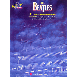 The Beatles Transcribed Scores
