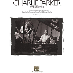 Charlie Parker for Guitar