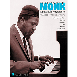 Thelonious Monk - Intermediate Piano Solos
