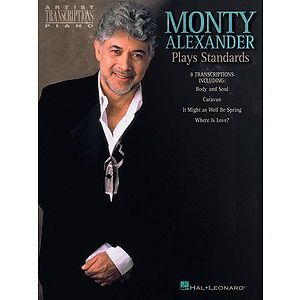 Monty Alexander Plays Standards