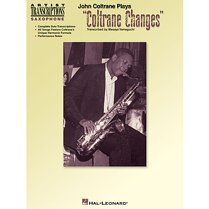 John Coltrane Plays Coltrane Changes