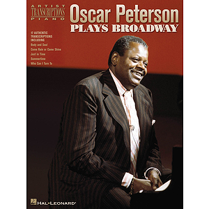 Oscar Peterson Plays Broadway