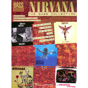 Nirvana - The Bass Guitar Collection*