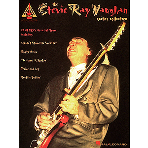 The Stevie Ray Vaughan Guitar Collection