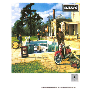 Oasis - Be Here Now*