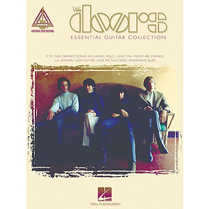 The Doors - Essential Guitar Collection