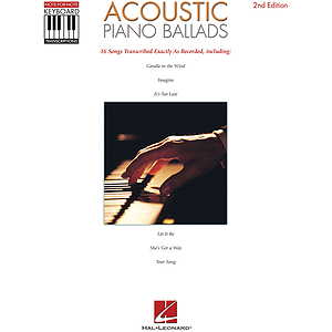 Acoustic Piano Ballads