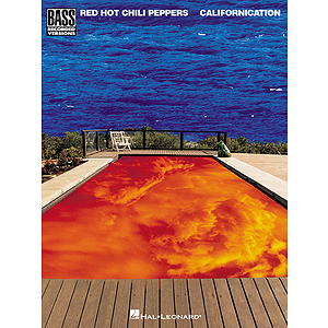 Red Hot Chili Peppers - Californication (Bass)