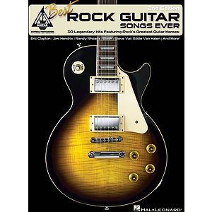 Best Rock Guitar Songs Ever - 2nd Edition