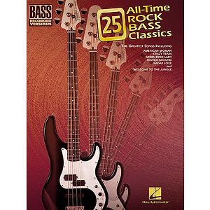 25 All-Time Rock Bass Classics