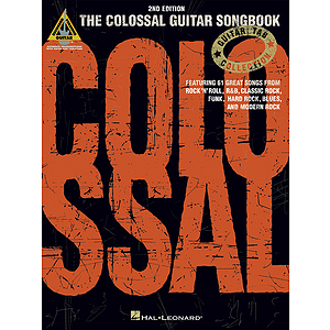 The Colossal Guitar Songbook - 2nd Edition