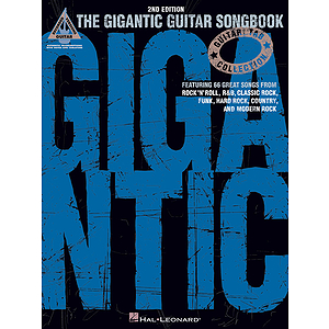 The Gigantic Guitar Songbook - 2nd Edition