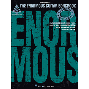 The Enormous Guitar Songbook - Second Edition