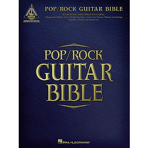 Pop/Rock Guitar Bible