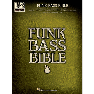 Funk Bass Bible