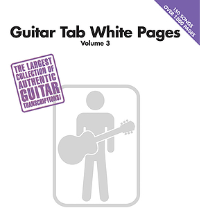 Guitar Tab White Pages Volume 3