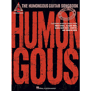 The Humongous Guitar Songbook