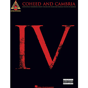 Coheed &amp; Cambria - Good Apollo I&#039;m Burning Star, IV, Vol. 1: From Fear Through the Eyes of Madness