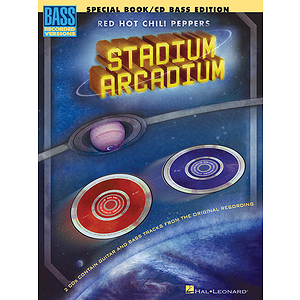 Red Hot Chili Peppers - Stadium Arcadium: Deluxe Bass Edition