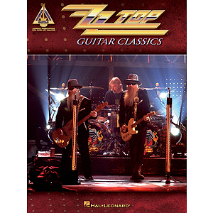 ZZ Top Guitar Classics