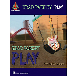 Brad Paisley - Play: The Guitar Album