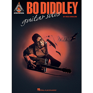 Bo Diddley - Guitar Solos