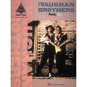 The Vaughan Brothers - Family Style*