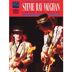 Stevie Ray Vaughan - Lightnin&#039; Blues 1983-1987* (Bass)